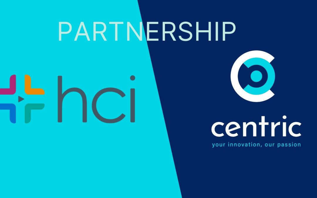 HCI and Centric Health Media Partnership Announcement