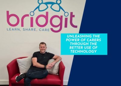 Unleashing The Power of Carers Through The Better Use of Technology
