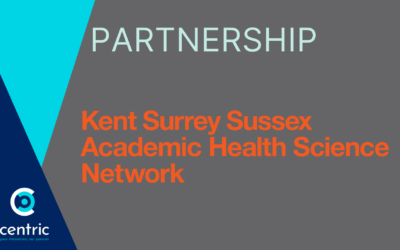 A new partnership between Centric Health Media and Kent Surrey Sussex Academic Health Science Network (KSS AHSN)