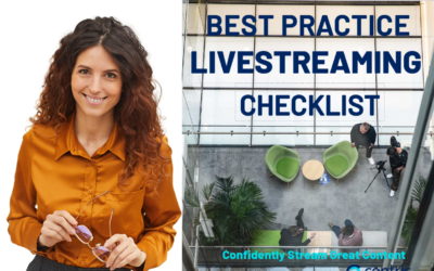 The Best Practice Livestreaming Checklist